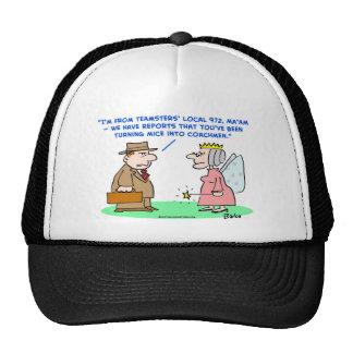 teamsters mice coachmen cinderella mesh hats