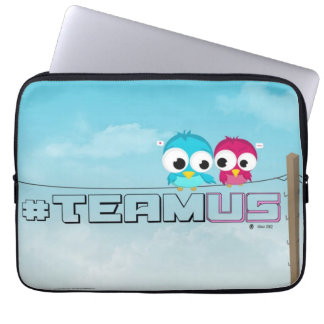 TeamUS Computer Case Laptop Sleeve