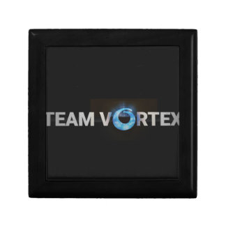 TeamVortex Small Square Gift Box