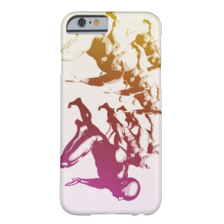 Teamwork Concept and People Running Barely There iPhone 6 Case