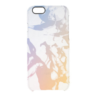 Teamwork Concept and People Running in the Same Clear iPhone 6/6S Case