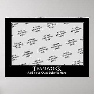 Teamwork Poster Template
