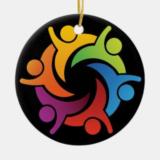 Teamwork - Unity - SRF Christmas Ornaments