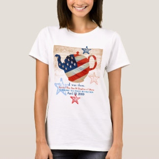 TeaParty Commemorative T-shirt
