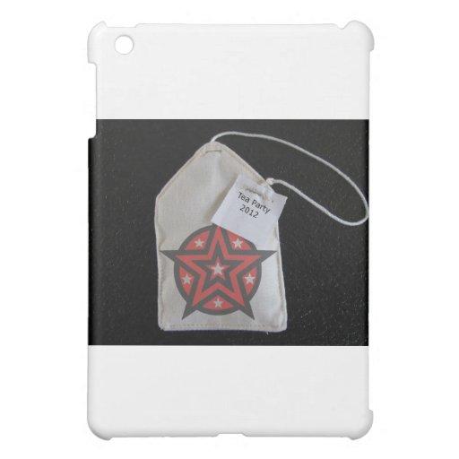 teaparty iPad mini covers