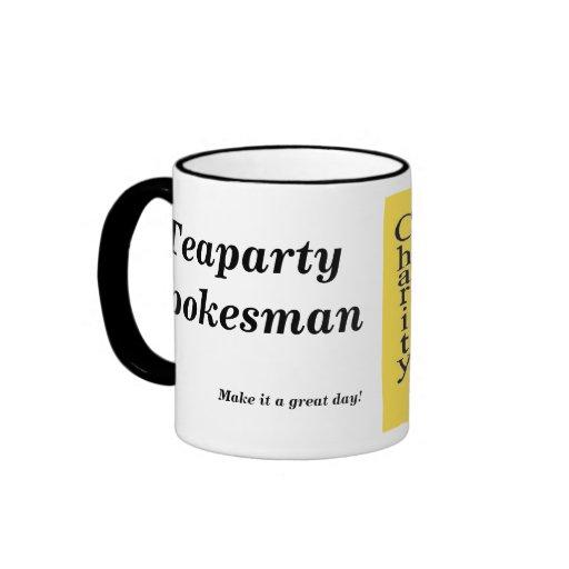 Teaparty Spokesman Mug