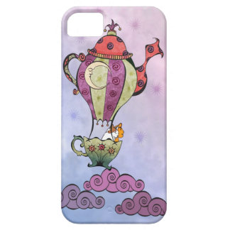 Teapot Balloon iPhone Case