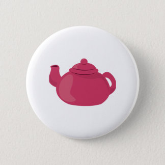 TeaPot_Base 6 Cm Round Badge