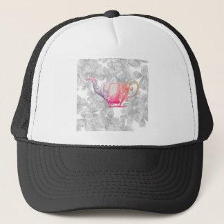 Teapot colorines trucker hat
