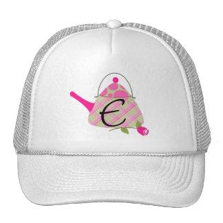 Teapot E Hat