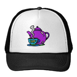 Teapot Mesh Hat