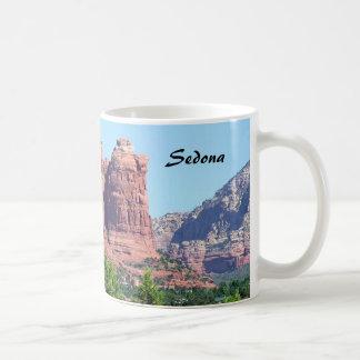 Teapot Mountain Sedona Mug