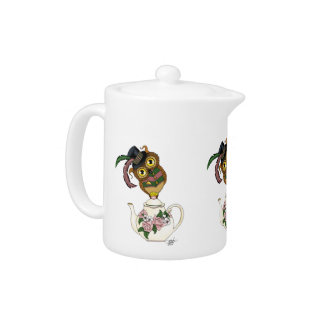 Teapot Owl