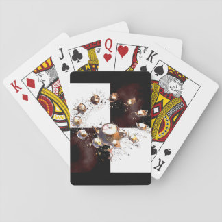 Teapot Party Playing Cards