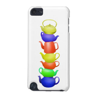 Teapot Pattern Retro iPod Touch (5th Generation) Cover