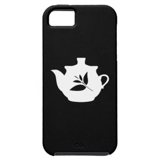 Teapot Pictogram iPhone 5 Case