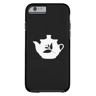 Teapot Pictogram iPhone 6 Case Tough iPhone 6 Case