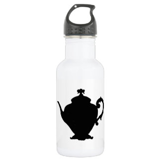 Teapot Silhouette 532 Ml Water Bottle