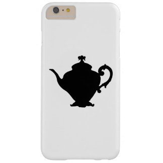 Teapot Silhouette Barely There iPhone 6 Plus Case