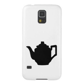 Teapot Silhouette Galaxy S5 Cover