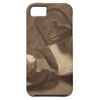 Teapot Still Life Case For The iPhone 5