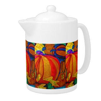 Teapot-The Pumpkin Patch