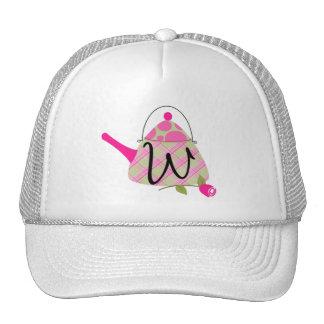 Teapot W Hat