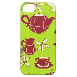 Teapots iPhone 5/5S Case