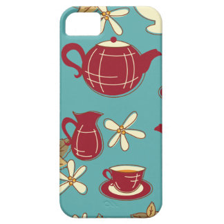 Teapots Case For iPhone 5/5S