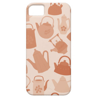 Teapots Case For The iPhone 5