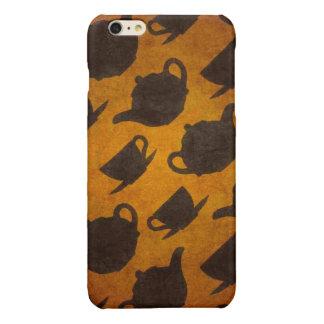 Teapots Cups Design Symbol Texture Pattern