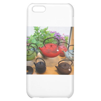 Teapots in the Window iPhone 5C Covers
