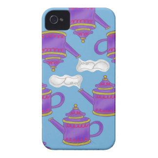 Teapots iPhone 4 Case-Mate Cases