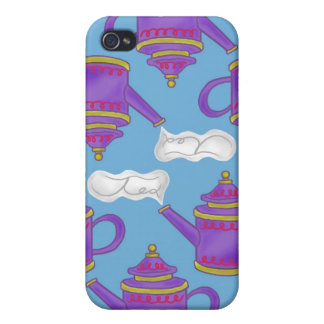 Teapots iPhone 4 Cover