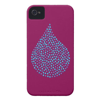 Tear Drop Iridescent Case-Mate iPhone 4 Case