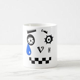Tear Drop Mug