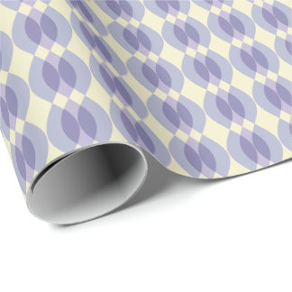 Teardrop Chat Wrapping Paper