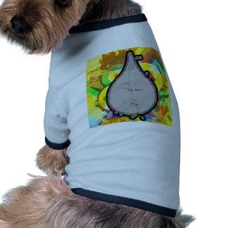 teardrop dog t-shirt