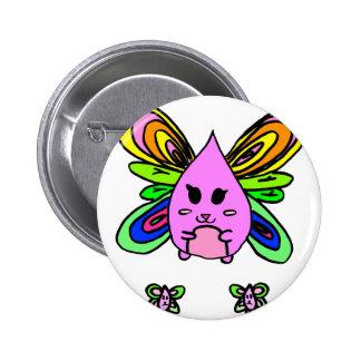 Teardrop Dragonfly Pin