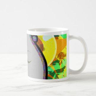 teardrop! coffee mug