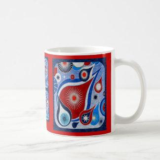 teardrop sky coffee mugs