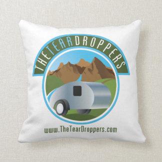 Teardrop Trailer Pillow