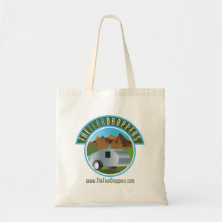 Teardrop Trailer Tote Bag