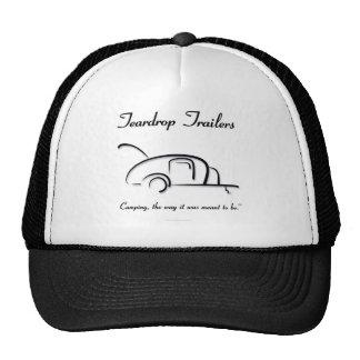 Teardrop Trailers Black Version Hat