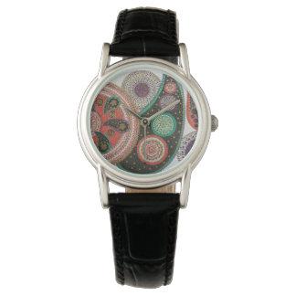 Teardrops magic wristwatch