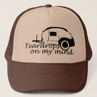 Teardrops on my Mind..campers that is Truckers Hat