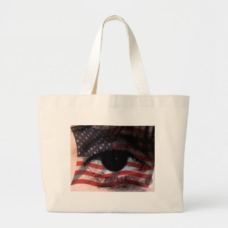 Tears for America Canvas Bags