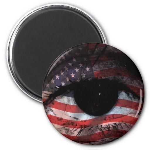 Tears for America Magnet