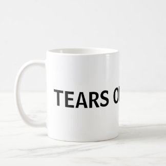 Tears of my exes mug