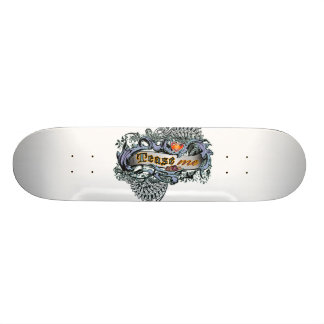 Tease Me 20.6 Cm Skateboard Deck